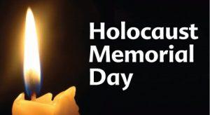Holocaust-Memorial-Day 2019