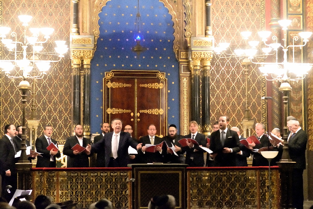 Cantorial Festival in Prague