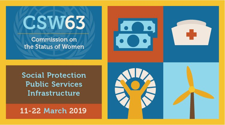 CSW63 – ICJW joins international NGOs