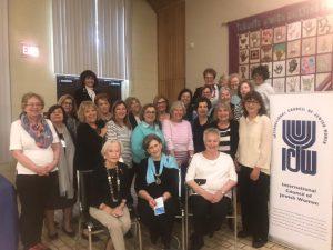 ICJW Executive in Toronto