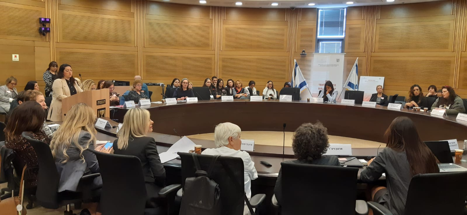 Israeli Coalition against Gender-Based Violence