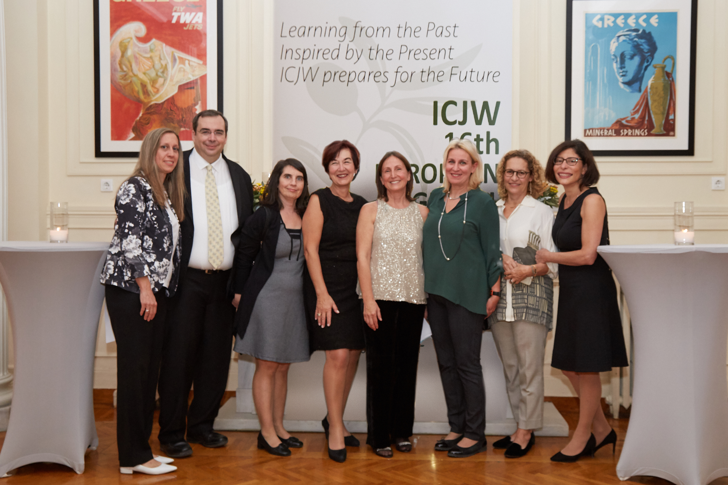 ICJW European Conference in Athens