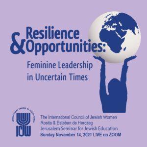 ICJW Seminar on Feminine Leadership
